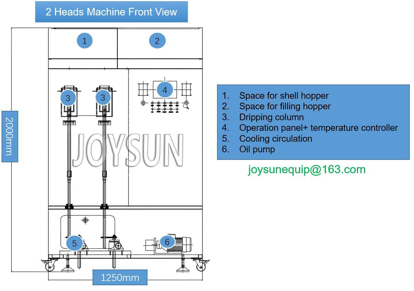 2-head-seamless-softgel-machine-layout
