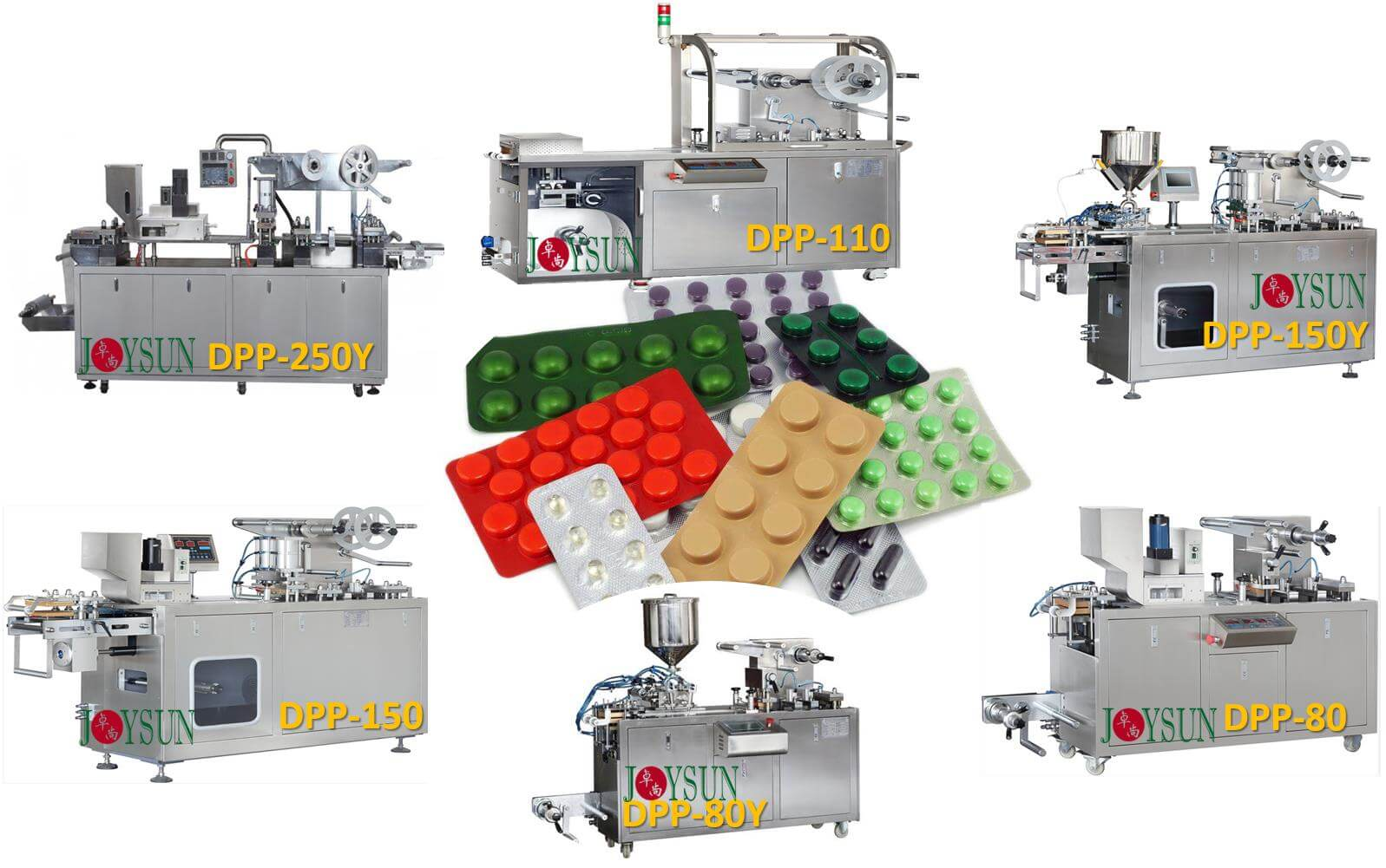 Blister-packing-machine-different-models