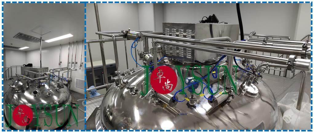 best-gelatin-melting-tank