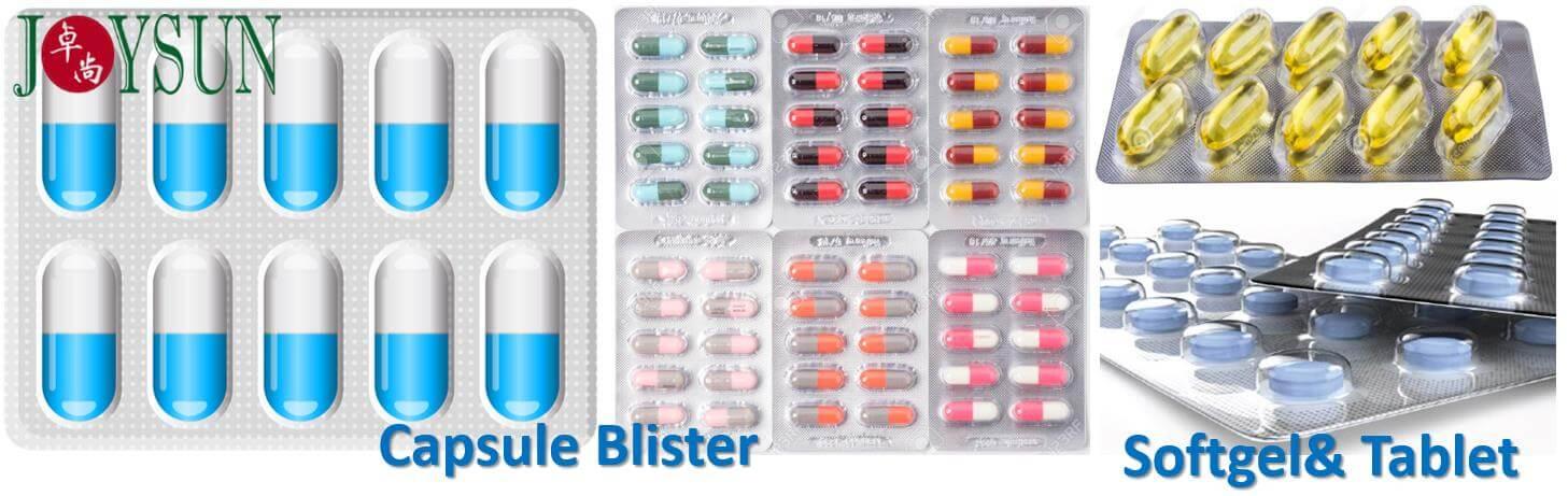 capsule-blister-packing