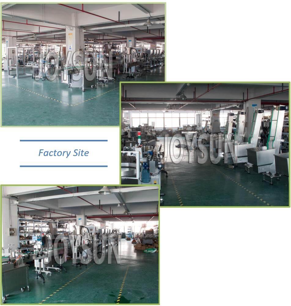 capsule-packaging-line-factory-view