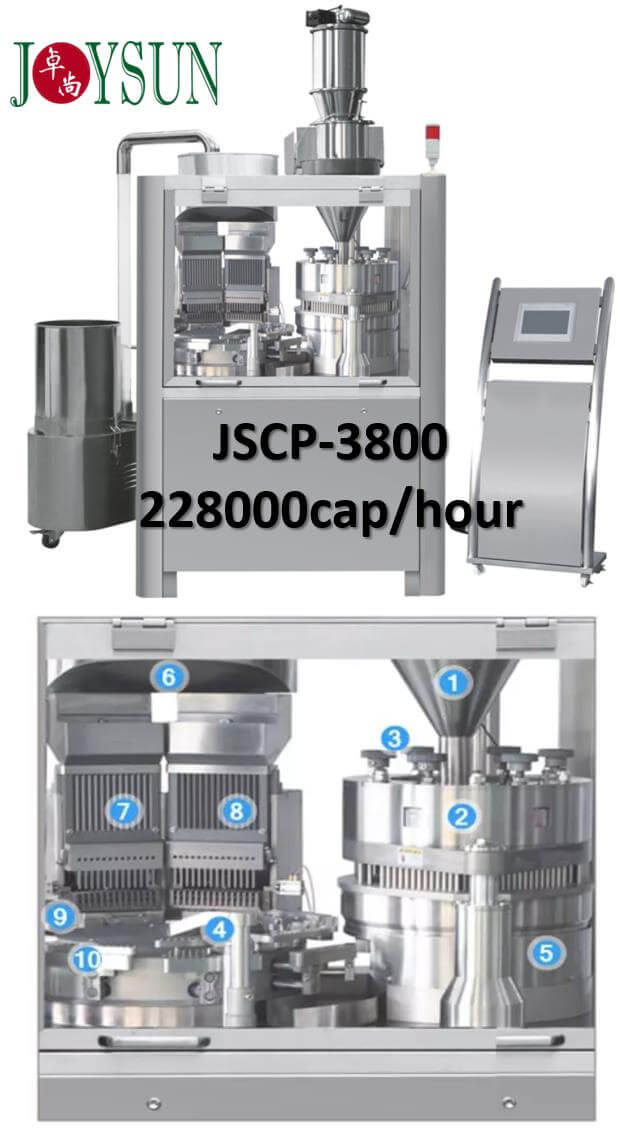 fully-automatic-capsule-filling-machine