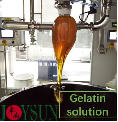gelatin-solution