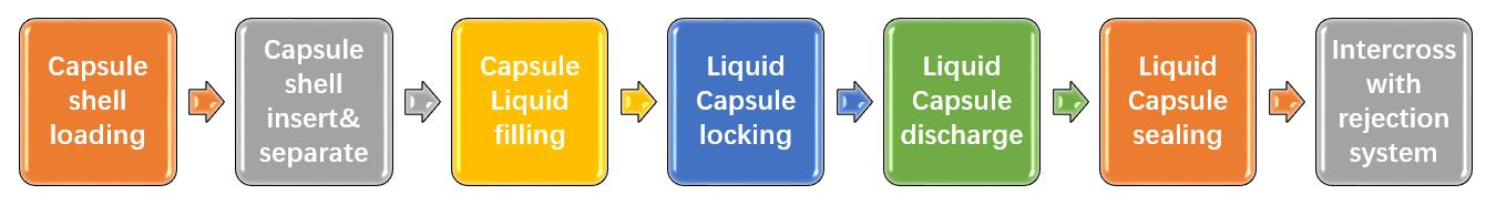 liquid-capsule-filling-machine-workflow
